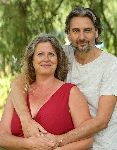 Marcel en Kerstin